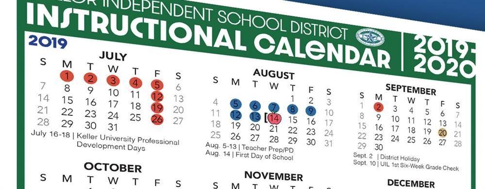 Keller Isd Calendar 2020 Florence ES / Homepage