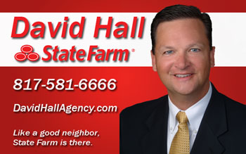 David Hall Platinum Sponsor