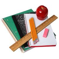 School Supplies for 2018 - 2019