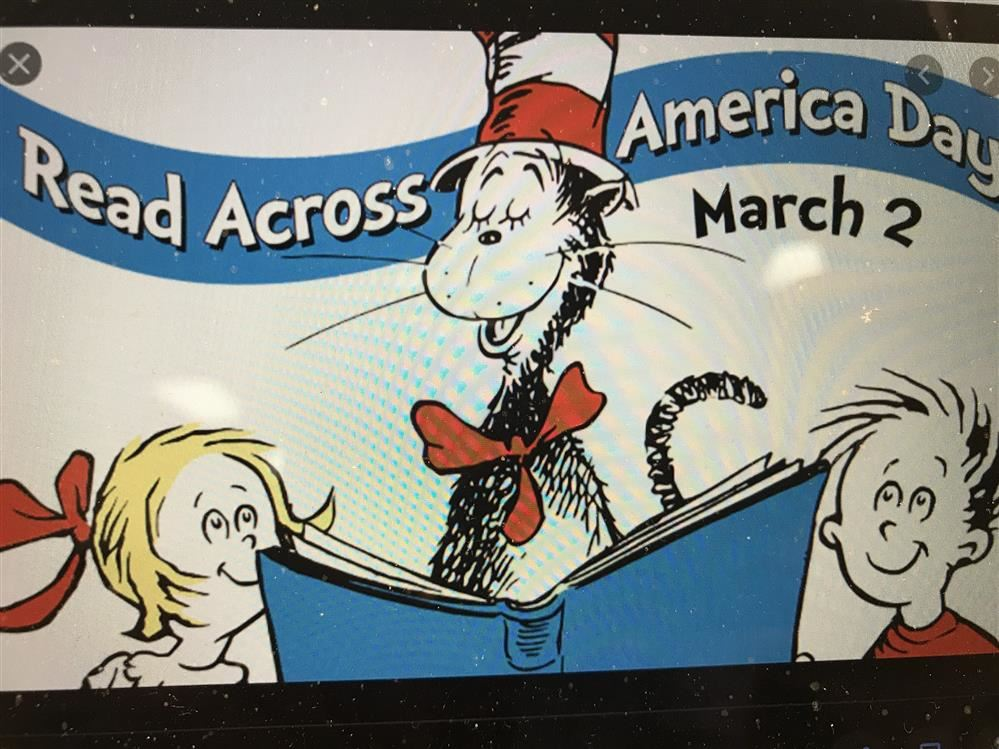 Read Across America - Dr. Seuss Day - March 2