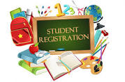 New Student Registration for 2018-2019