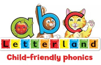 Letterland Day April 27th