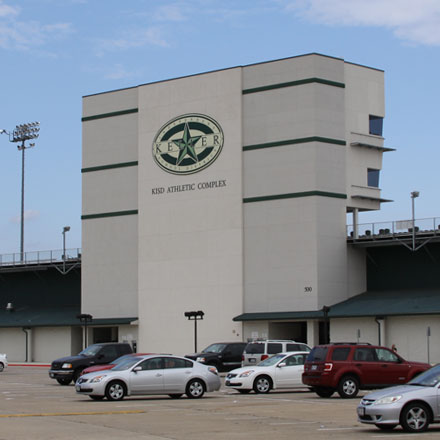 Keller ISD Athletics Complex