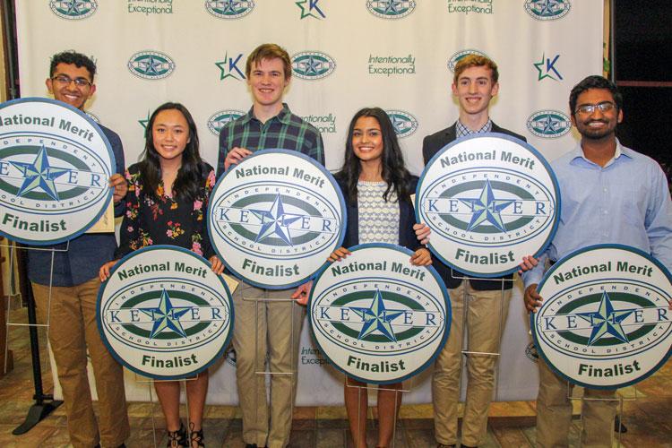 National Merit Program Names Eight KISD Students Finalists