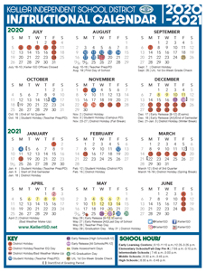 Board Approves 2020 21 Instructional Calendar